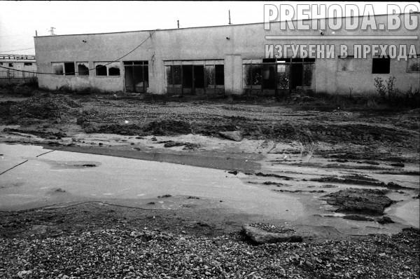 ЗАПАДНА ГРАНИЦА-ОТ ВИДИН -БРЕГОВО-ТРЪН
