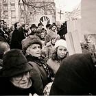Митинг-шествие на комитета за защита на религиозните права, воден от отец  Христофор Събев