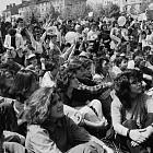 Празничен митинг-концерт на СДС за Гергьовден пред НДК
