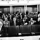 Oткриване на новото Народно събрание. Коктейл за победата на СДС