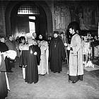 """Служба за Богоявление в църквата """" Света Неделя"""". Патриарха"""