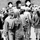 СДС - Ден на протеста срещу правителството на Беров