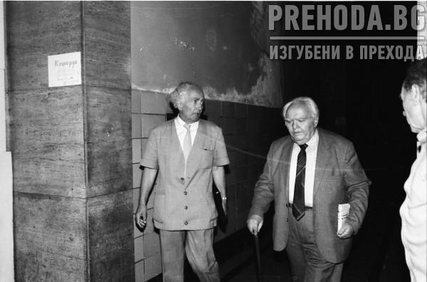 Процес за концлагерите. Татарчев срещу обвиняемите Петър Гогов, Мирчо Спасов, полковник Чирипов и други