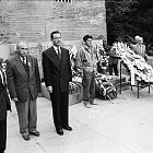 Честване на шести септември с полагане на венци пред гроба на Незнайния войн