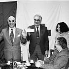 Испанският посланик връчва дарение на БЧК