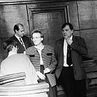 Заседание на Софийския съд. Подсъдим Иван Славков