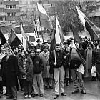 Протест на ВМРО пред македонското посолство