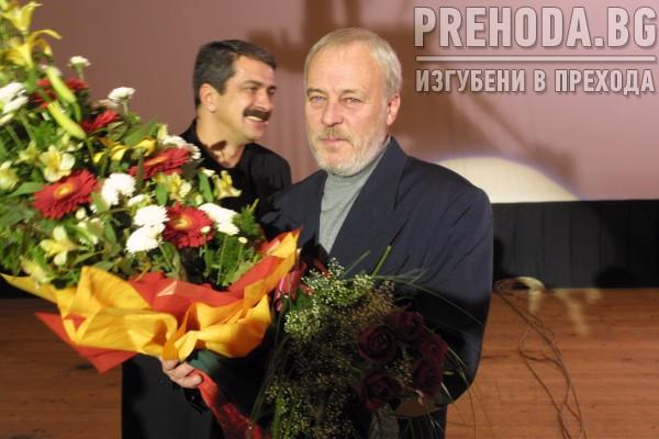 АКТЬОРЪТ ИВАН ИВАНОВ-ЮБИЛЕИ