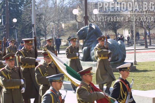 Гръцки министър на отбраната - посещение