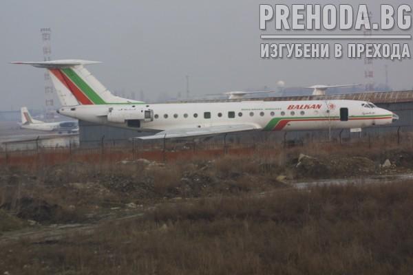 Премиерът Сакскобурготски и Министър Ковачев правят първа копка на новото летище