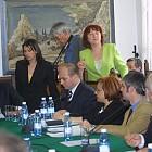 Министър М.Велчев се среща с кметове