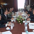 Главният прокурор Филчев се среща с лидера на БСП  Сергей Станишев