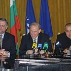 МВР - среща на Бойко Борисов с представител на разузнаването на САЩ 2004.1