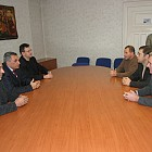 НС-среща на Костов с Праматарски 2004.12