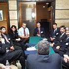 Зала България-учередяване на партия ДСБ 2004.5